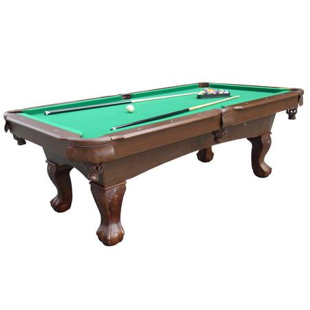 Medal Sports Springdale Ft Billiard Pool Table With Cue Set - Springdale pool table