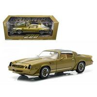 Greenlight: 1981 Chevy Camaro Z/28 (Gold) 1/18 Scale