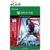 Mirror's Edge Catalyst Xbox One Email Delivery