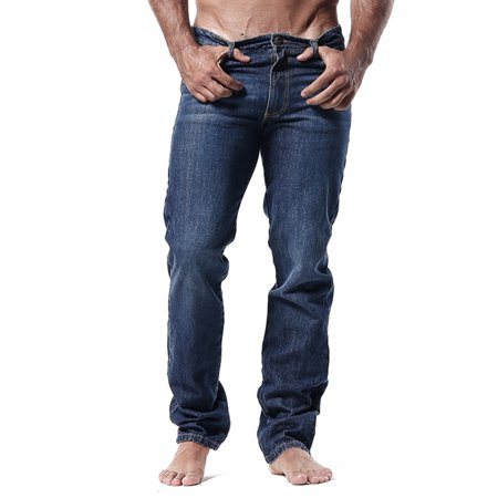 Agacio AG9700 Straight leg Jeans Medium Blue (Ag Jeans Men Graduate)