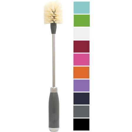 Simple Modern Steel Bottle Brush - Replaceable Brush Head - 10+ Colors ()