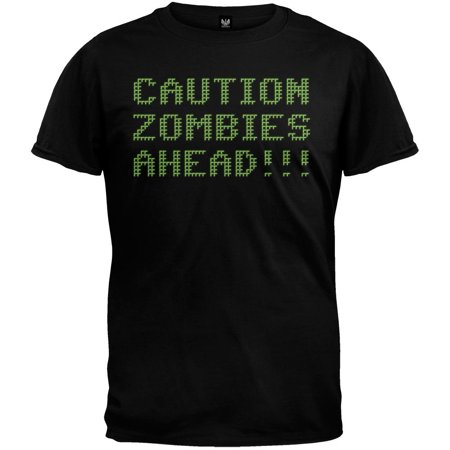 Caution Zombies Ahead T-Shirt](Caution Zombies)