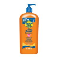 Banana Boat Ultra Sport Sunscreen Lotion SPF 50+, 12 oz