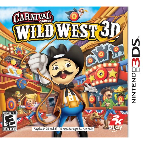 Carnival Games: Wild West (Nintendo 3DS)