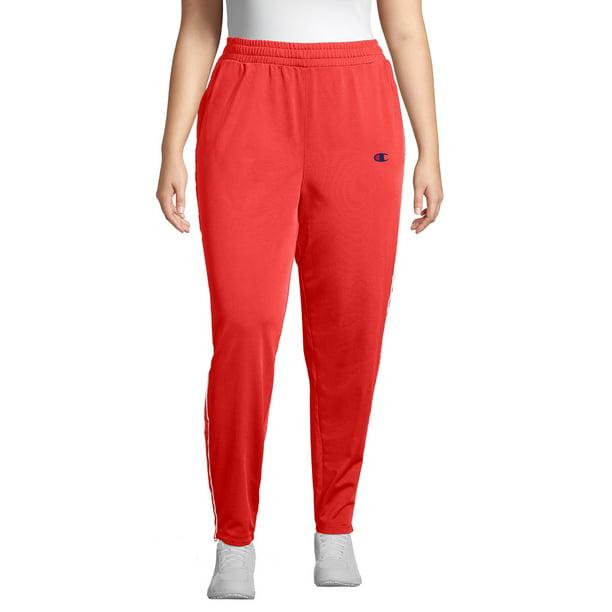 Champion - Champion Women's Plus Size Core Active Track Pants - Walmart.com  - Walmart.com