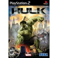 The Incredible Hulk - PlayStation 2