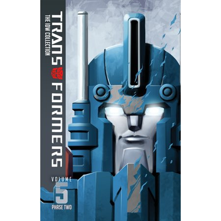 Transformers: IDW Collection Phase Two Volume 5 3 Phase Dry Type Transformer