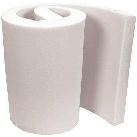 Air Lite High Density Urethane Foam Sheet, 1/2