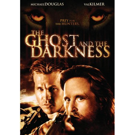 Halloween Ghost Projection Dvd (The Ghost and The Darkness)