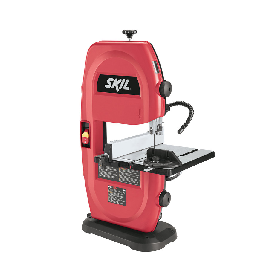 Factory-Reconditioned Skil 3386-01-RT 9 in. Band Saw with Light (Refurbished) by Skil
