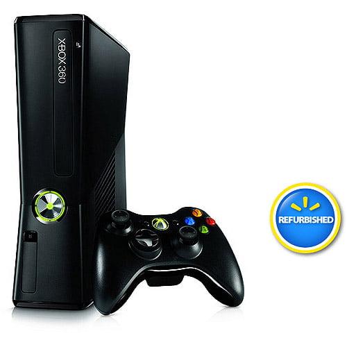 ***fast Track*** Xbox 360 S 4gb Refurbis