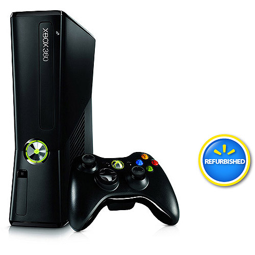 Microsoft Xbox 360 - Game console - black