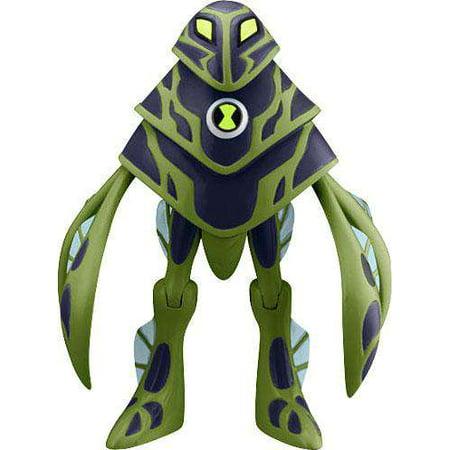 Ben 10 Ultimate Alien Ampfibian Action Figure Haywire No Packaging