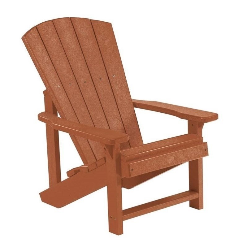 CR Plastic Generations Kids Adirondack Chair by CR Plastic