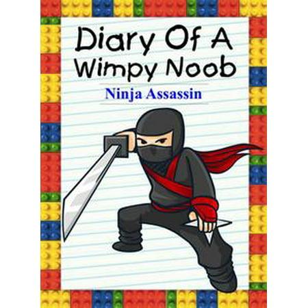 Diary Of A Wimpy Noob: Ninja Assassin - eBook
