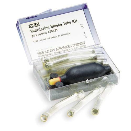 MSA 458481 Smoke Tube Kit