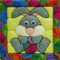 Bunny Quilt Magic Kit