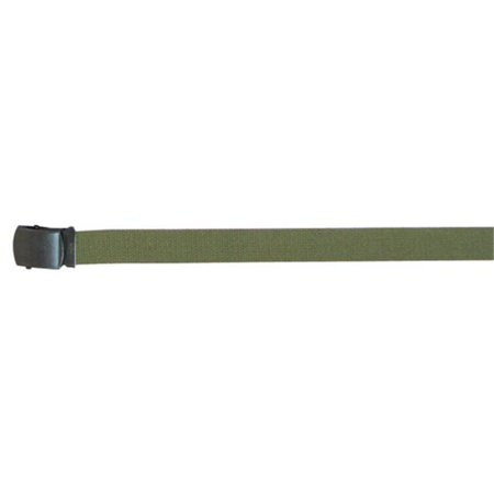 - fox outdoor 45-20 od 54 in. cotton with belt, black - olive drab