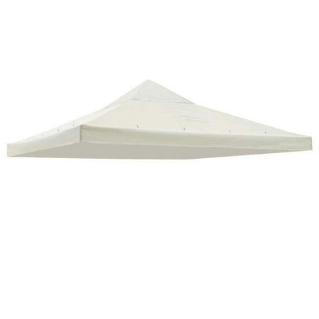 Yescom 1 Tier 10'x10' Replacement Gazebo Canopy Top Patio Garden Cover