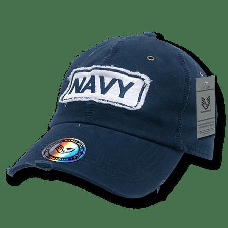Rapid Dominance Giant Stitch Military Polo US Navy Baseball Hat Caps -  Walmart.com b7e48915e450