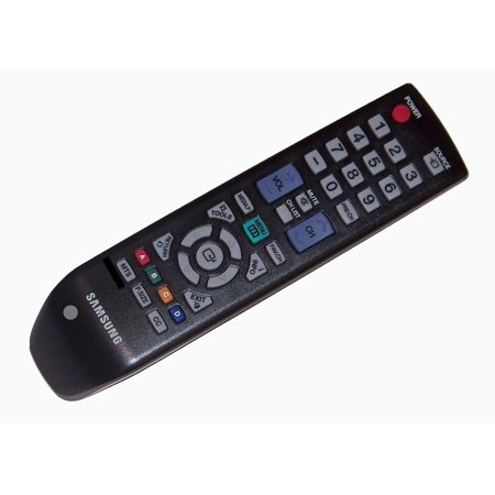 OEM Samsung Remote Control Originally Shipped With: UN32D4003BD, UN32D4003BDXZA, UN32D4003BDXZAH301, UN32D4005BD
