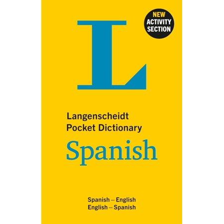 Langenscheidt Pocket Dictionaries: Langenscheidt Pocket