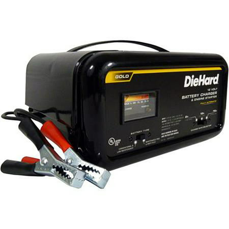 Diehard 75 12 2 Amp Fully Automatic Battery Charger With Emergency