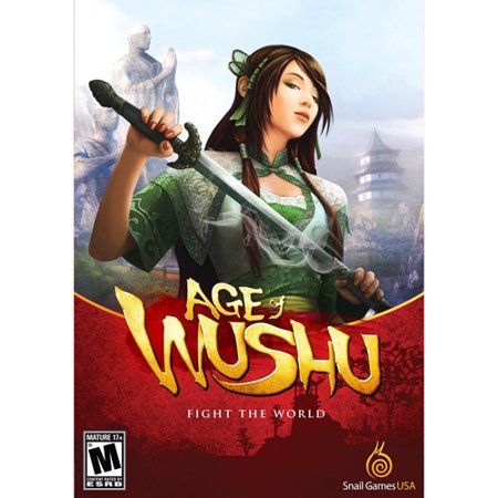 Age Of Wushu  Pc