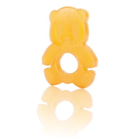 Hevea Natural Rubber Panda Teether Non-toxic (Natural Teether)