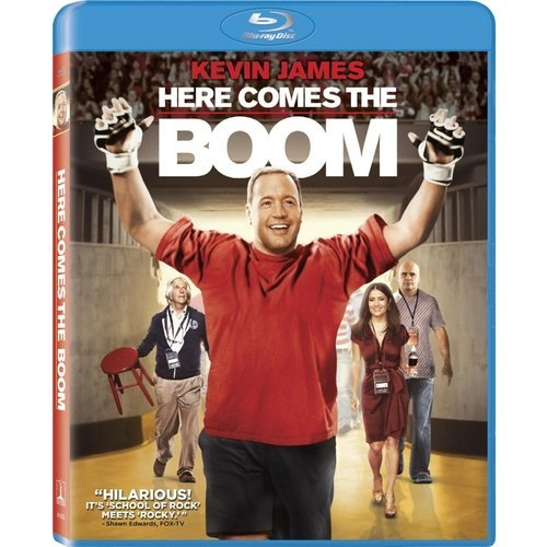 Here Comes The Boom (Blu-ray) (With INSTAWATCH) (Widescreen)