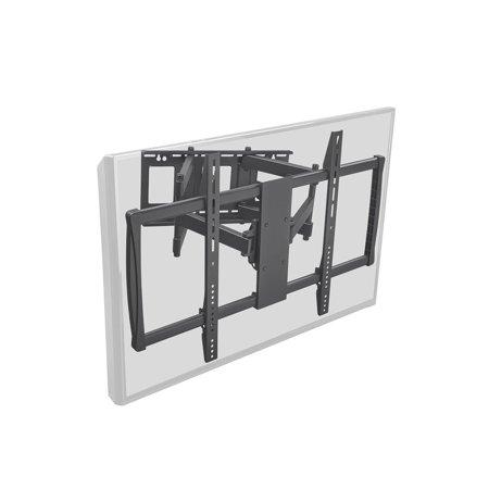 monoprice inc full motion tv wall mount bracket ul