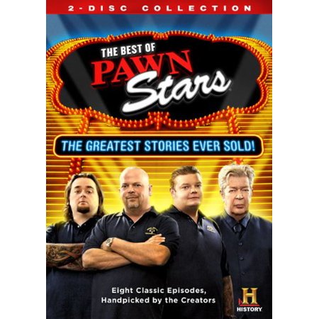 The Best Of Pawn Stars  The Greatest Stories Ever Told