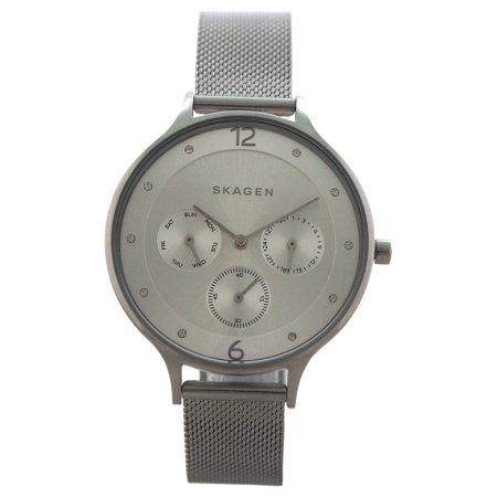 SKW2312 Anita Stainless Steel Mesh Bracelet Watch by Skagen for Women - 1 Pc Watch
