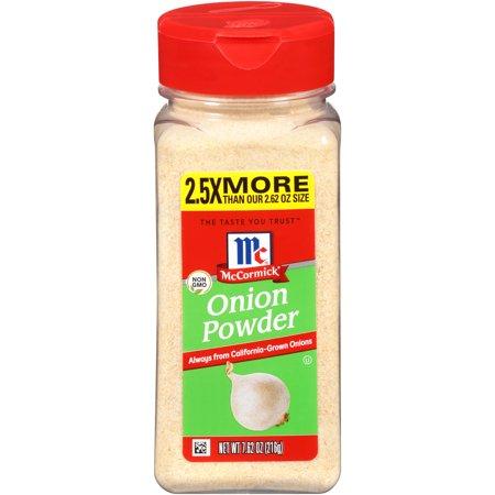 McCormick Onion Powder, 7.62 OZ (Onion Tart)