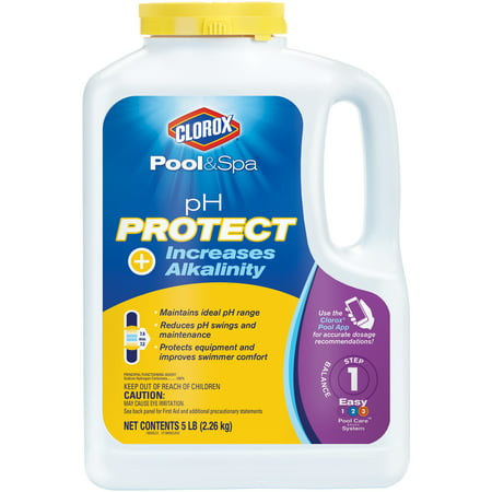 Clorox Pool and Spa pH Protect, - Pool Spa Supply