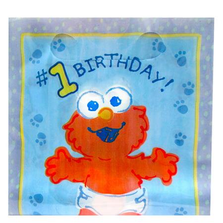 Ddi Sesame Street Beginnings Loot - Sesame Street Gift Bags