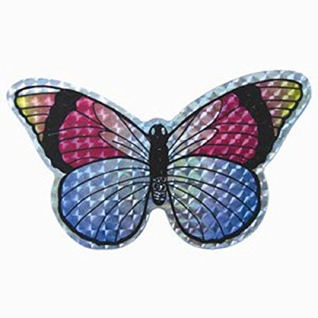 StealStreet SS-OS-52069 Butterfly Decorative Screen Refrigerator Magnet, 5.5