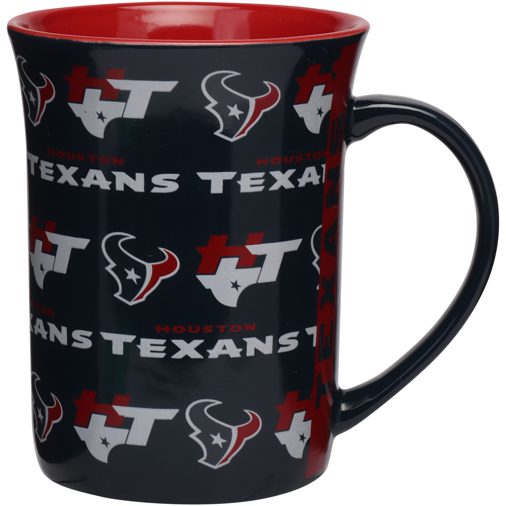 Houston Texans 15oz. Line Up Mug - No Size