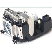Sanyo PLC-XW250K Projector Housing with Genuine Original OEM Bulb