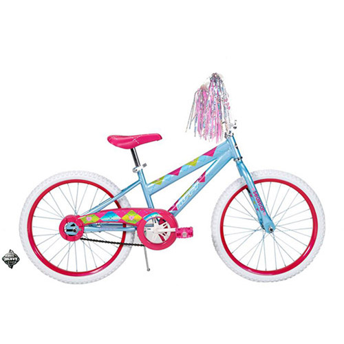 "Huffy Sea Star 20"" Girls' Bike, Light Blue"