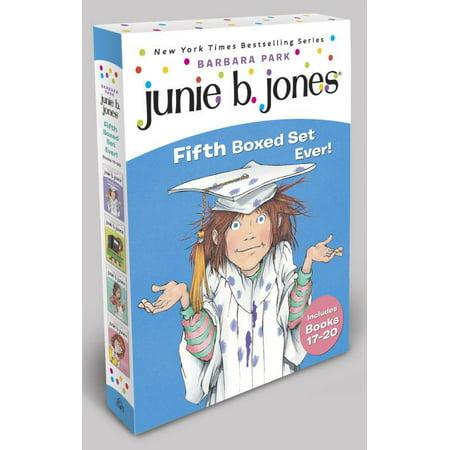 Junie B. Jones Fifth Boxed Set