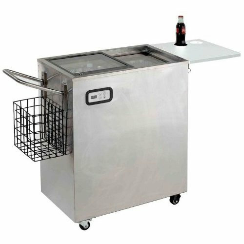 Avanti Products 2.4 Cu.Ft. Outdoor Beverage Cart by Avanti