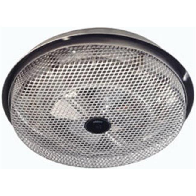 Broan-Nutone 154-09 12. 96 x 12. 48 inch 1250W Wire Element Ceiling Mount Heater