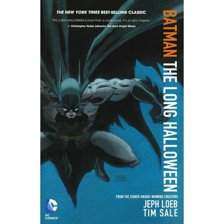 Phd Comics Halloween (Batman: Batman: The Long Halloween)