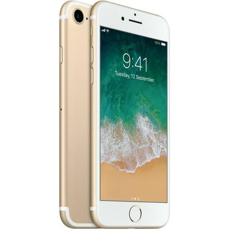 Refurbished Apple iPhone 7 256GB, Gold - Unlocked GSM