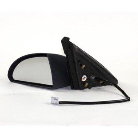 NEW LH DOOR MIRROR FITS CHEVY 06-10 IMPALA NON FOLDING NON HEATED 20759191 GM1320306 GM1320306 20759191 CV38EL (Chevy Impala Door Mirror)