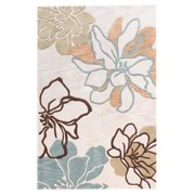 Linon Trio Space Dyed Area Rug