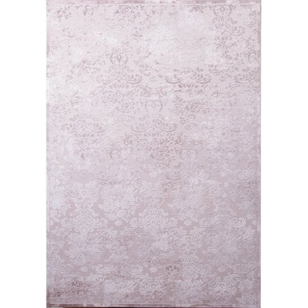 Home Dynamix Minerva Collection Traditional Chenille Area Rug for Modern Home Decor