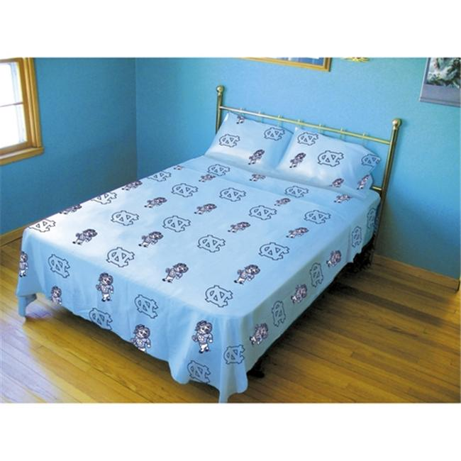 College Covers Collegiate Printed Sheet Set - Solid