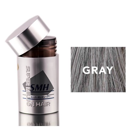 Super Million Hair Gray Enhancement Fibers